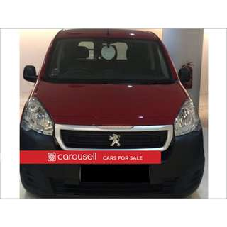 Peugeot Partner 1.6A