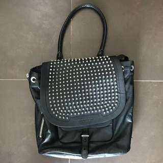 Barabara Bui studded leather bag