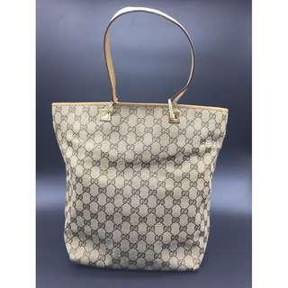 GUCCI GG Pattern Shoulder Bag - GUCCI 手袋