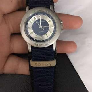 Glacial Tech Watch Unisex