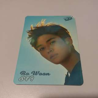 SF9  Ro Woon