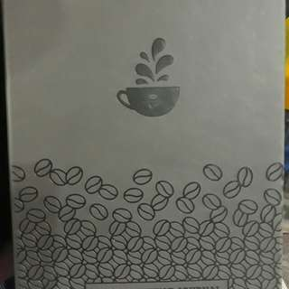 Cofee Bean and Tea Leaf 2018 Planner