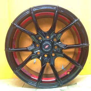 15 inch SPORT RIM TcK FORGEDV RACING WHEELS
