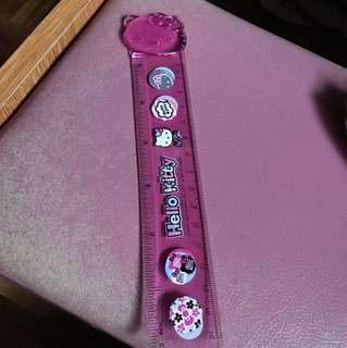 Hello Kitty 6 inch ruler