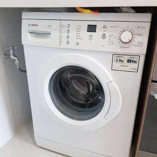 Bosch Washing Machine 7kg front load
