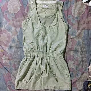 Wrangler Green Dress FREE SF