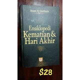 Ensiklopedia Kematian & Hari Akhir (Buku/Kitab)