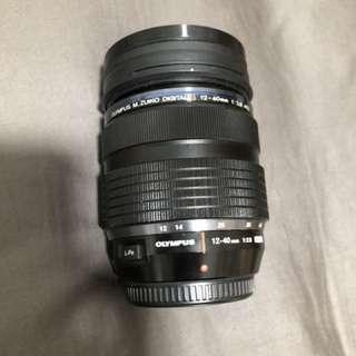 Olympus 12-40 F2.8 Pro Lens