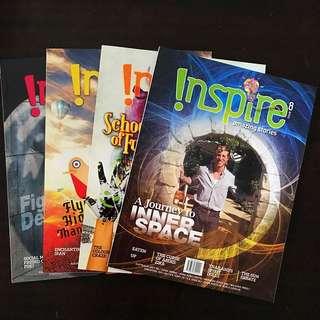 Inspire amazing stories
