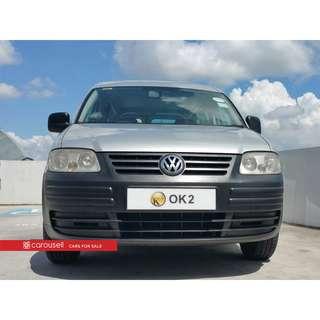Volkswagen Caddy 2.0M (COE till 06/2022)
