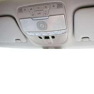Mercedes-Benz Reading Light Cover Trim (C/GLC)