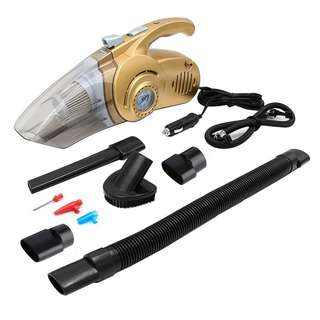 CAR Vaccum cleaner with Tire Inflator