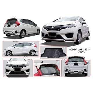 Honda Jazz 2013 version Modulo Bodykit