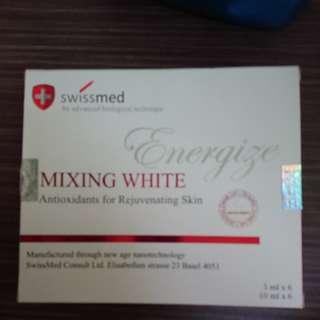 Mixing Whitening Antioxidants for Rejuvenation Skin