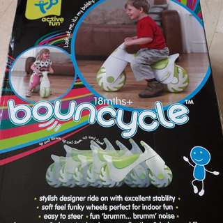 Bouncycle