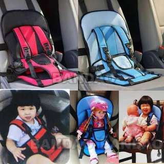 Portable Baby/Kids/Children/Car Safety Booster Seat Cover Cushion