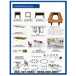 Conference ( Office Desk ) Office Furniture-Partition