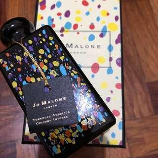 US Perfume Tester - Jo Malone Tuberose Angelica (limited season edition)