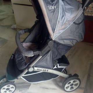 Sweet Cherry Stroller scr1