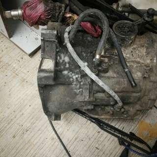 gear box kancil 660