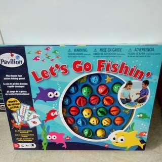 Brand New Fishing Game