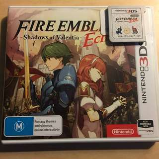 Fire Emblem Echoes - Shadows of Valencia