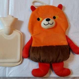 熊仔暖水袋