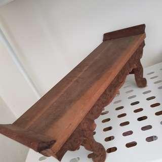Wooden console(mini)