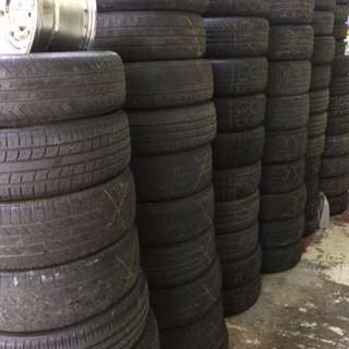 Tyre Second Offer
