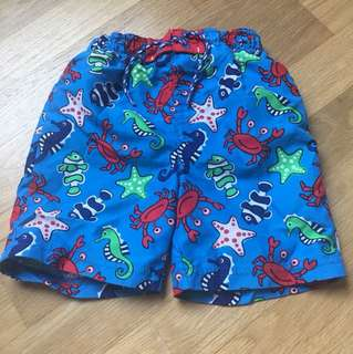 Boy swimming wear Mothercare 18-24mos