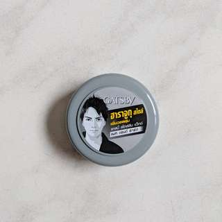 GATSBY styling wax