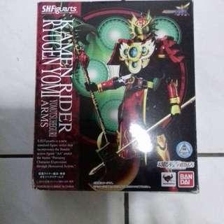 SHF Kamen Rider Ryugen Yomiyomotsuheguri Arms
