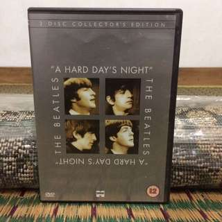 "Dvd The Beatles ""A Hard Day's Night"" original"