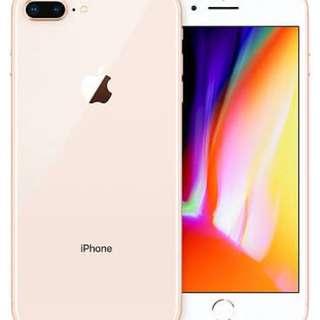 Iphone 8 rose gold 256gb