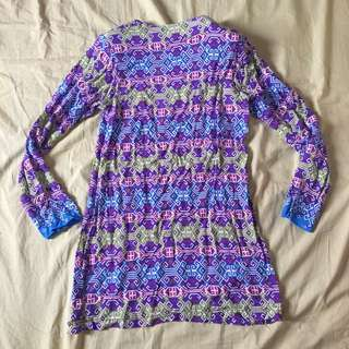 Batik Tailormade Blouse