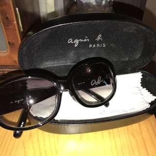 Agnes B 太陽眼鏡sun glasses