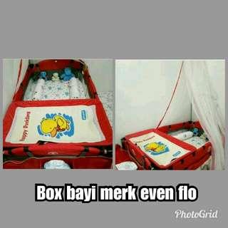 Box bayi even flo baby