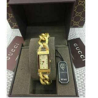 Authentic Gucci watch for women.