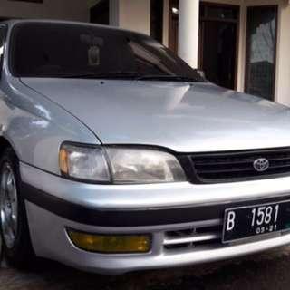 Toyota corona 1600 cc thn 1995/1996 istimewa