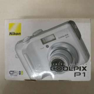 Nikon Coolpix P1 Digital Camera + Wifi