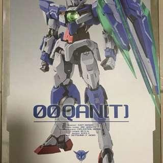 Metal Build Gundam OO Qan