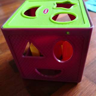 Playskool Shape and Form Fitter