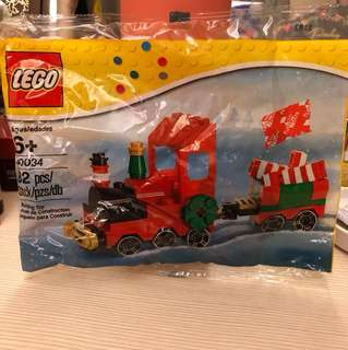 LEGO 火車樂高積木