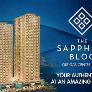 Sapphire Bloc Condominium in Ortigas