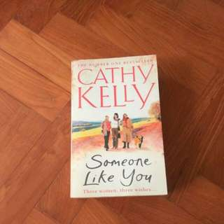 Books Someone Like You by Cathy Kelly