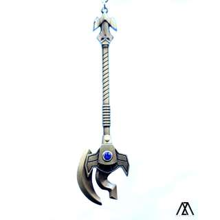 League of Legends (LOL) Keychain - Nasus, The Curator of The Sands