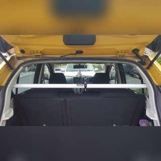 Ultra Racing Rear Upper Bar for Perodua Myvi SE Icon 1.5 & 1.3