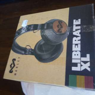 House Of Marley Liberate XL Over-Ear Headphones