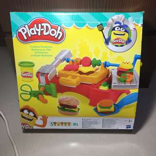 Play-doh cooking set (playdoh play doh)