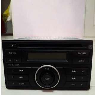 radio kereta Nissan Grand LIvina